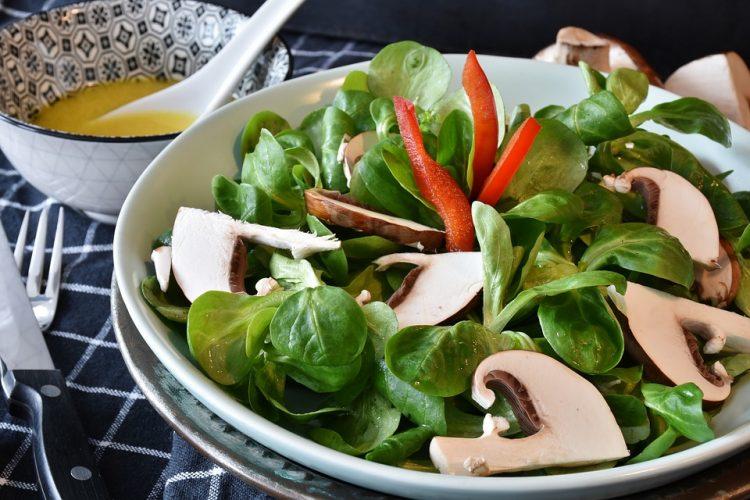 Foto: grüner Salat