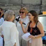 Anna Noé und Kiss Vorstand