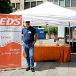 Infostand Deutsche Ehlers Danlos Initiative e.V.
